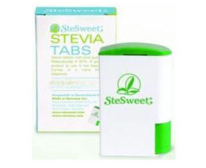 Stevia-tabletten (250 eenh.)