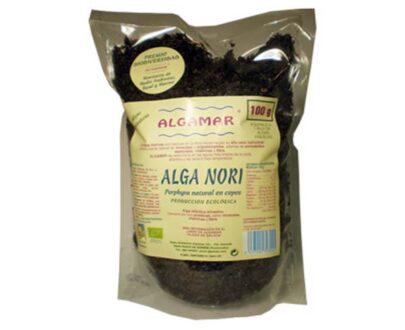 Nori seaweed BIO (Porphyra umbilicalis) 100gr.