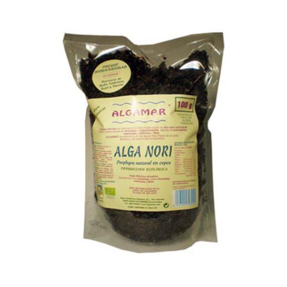 Nori algen 100gr - BIO