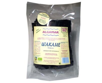 Wakame seaweed BIO (Undaria pinnatifida) 100gr