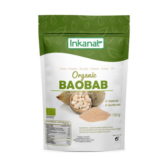 Baoba en polvo