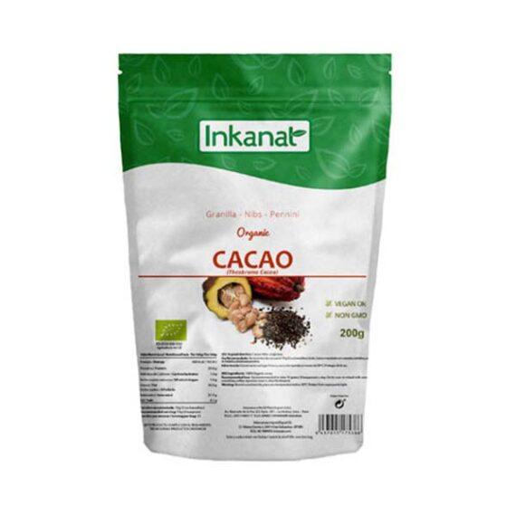 Nibs de Cacau Amazônicos BIO (200g)