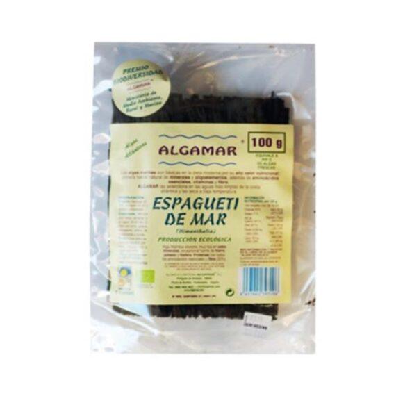Alga Esparguete do mar BIO 100gr.