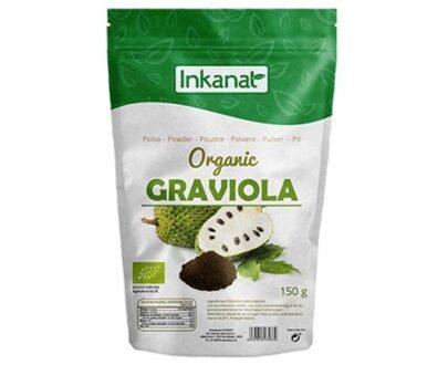 Graviola Pulver 150gr. (Blätter)