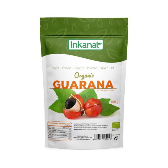 Guarana en polvo