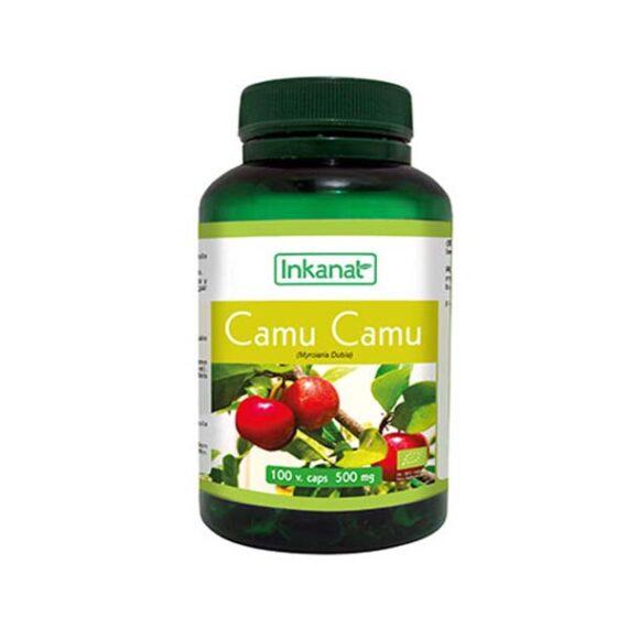 Camu Camu en cápsulas BIO INKANAT 100x500mg