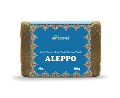 Sabão de Alepo 20% o. Louro