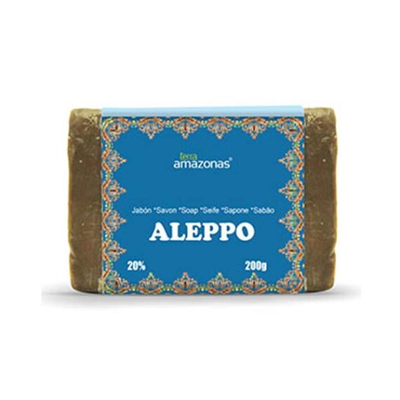Aleppo soap (20% laurel oil)