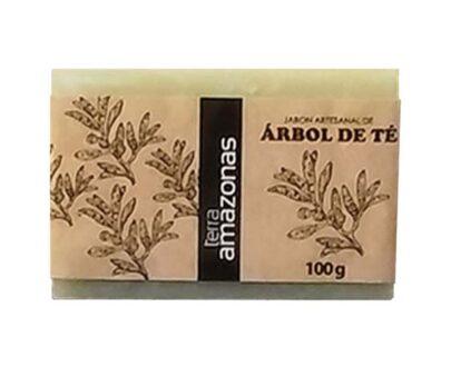 Teebaumöl-Seife, 100g