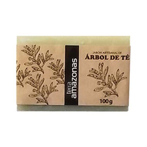 Jabón de Árbol de Té (100g)