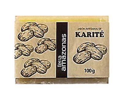 Jabón Artesano de Karité 100g