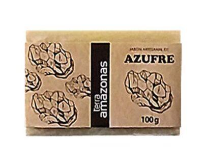 Sapone artigianale di zolfo, 100 g