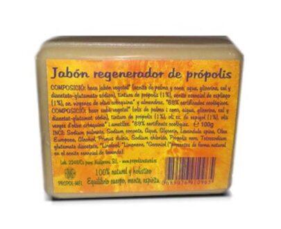 Jabón de Propóleo (Regenerador)