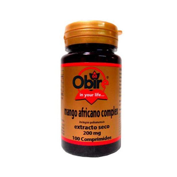 Mango africano Complex 100 cápsulas