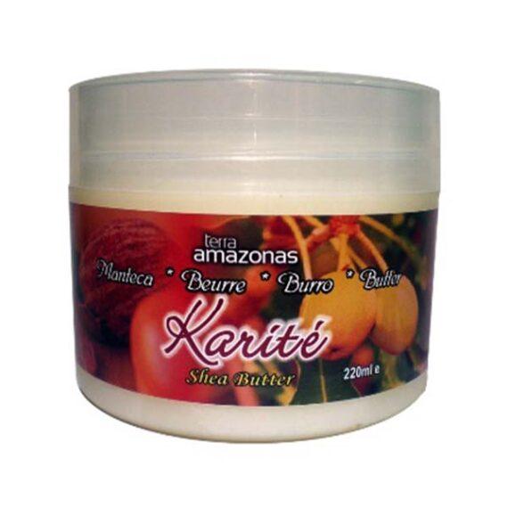 Manteca de Karité (220ml)