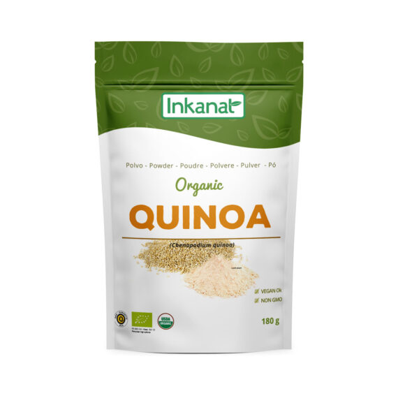 Quinoa en polvo