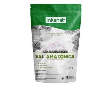 Sel rose d'Amazonie Gourmet 200g