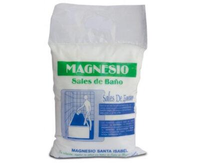 Magnesium Badesalz 4 kg