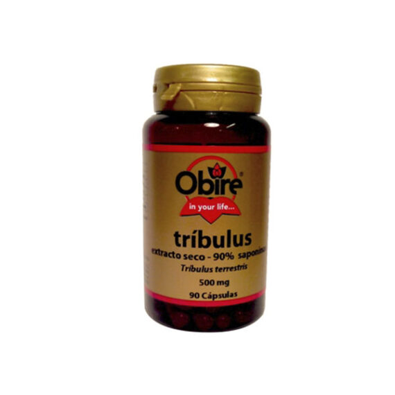Tríbulus en cápsulas 90x500mg