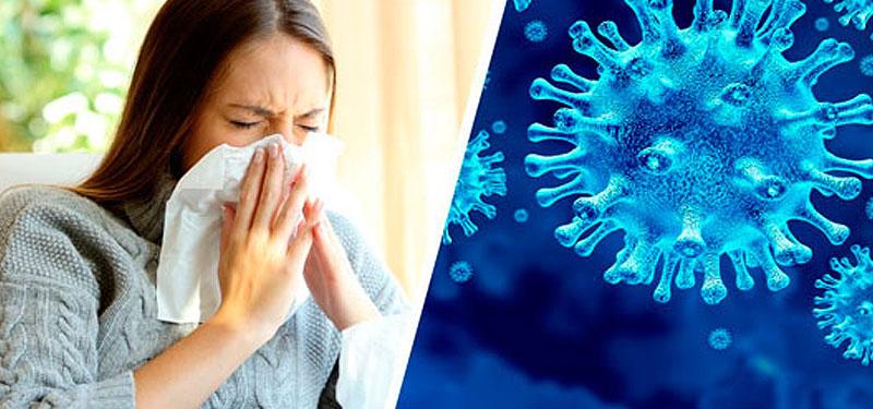 ¿Coronavirus o Alergia primaveral?