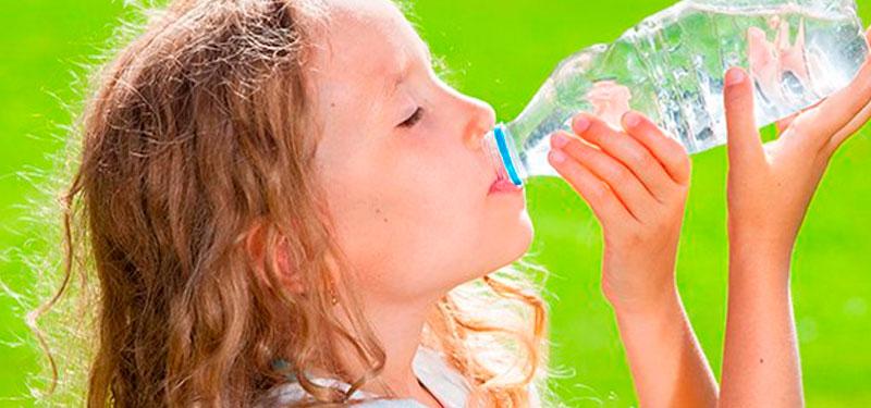Beneficios para nuestra Salud por el consumo adecuado de agua