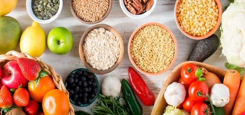 Alimentación saludable el papel de la fibra dietética