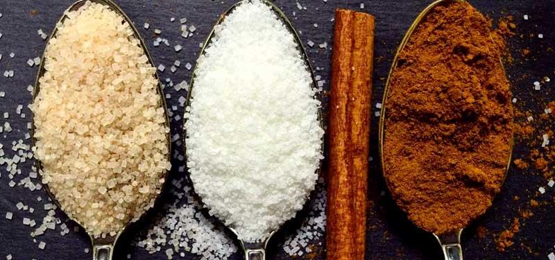 Azúcar refinada y panela, semejanzas y diferencias