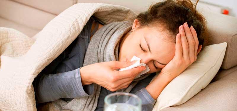 Secretos naturales para eliminar el resfriado