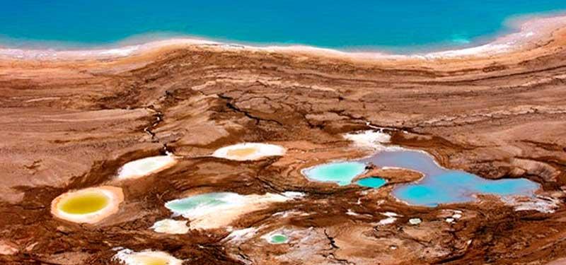 El Mar muerto, cosmética del mar para rejuvenecer el cuerpo y alma