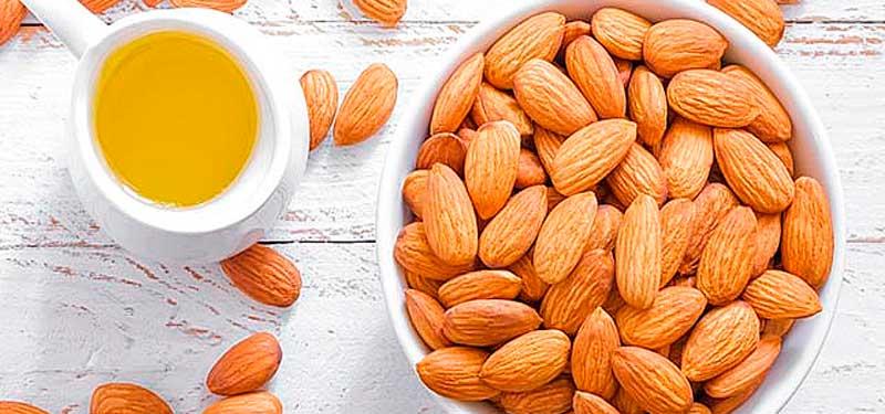 Almendras Dulces, aceite suavizante e hidratante para piel y cabello