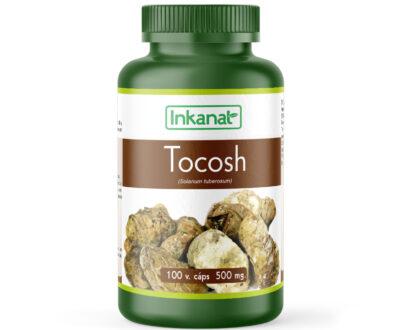 Tocosh en capsulas