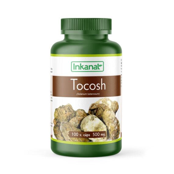 Tocosh capsules