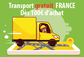 Transport gratuit FRANCE